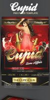 Cupid Valentines Day Flyer Template by ImperialFlyers