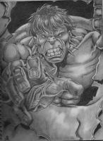 The Incredible Hulk by ReRe95