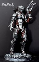 Mass Effect 2 - The Collector action figure by SomethingGerman