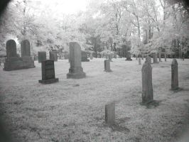 iR Cemetery by redtailhawker
