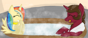 Sketch and Paints: Request for SketchLight-Sketchy by nyan-cat-luver2000