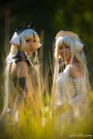 chii and freya 2 by abbottw