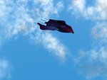 CH-SX-B In blue skies by The--Grimreaper