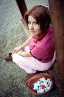 FFVII - Aerith by stormyprince