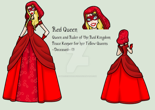 Down The Rabbit Hole - Red Queen by MaliceInTheAbyss