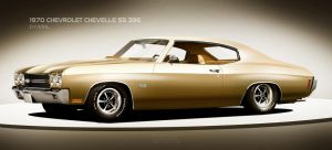 1970 Chevelle SS 396 by DyMHL