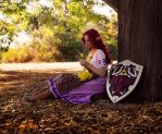 Malon Day dreaming by fae-photography