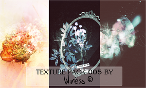 Texture pack 005 by Wiress by AryaEverdeen