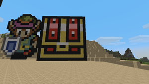 A Link to the Minecraft Chest by Kane133