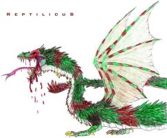 REPTILICUS 2008 by invaderTRIPP666
