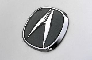 Acura NSX - Acura Badge by FordGT