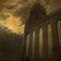 Church of Tiamat by Bebenista