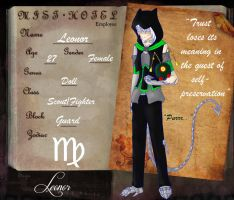 MH Application Leonor by Raenibl