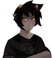 Karkat by Wicklesmack