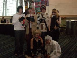 Death Note Group by confuzed-anime-fan