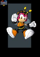 charmy bee  -  commission by nightwing1975