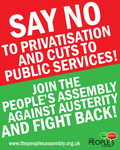Fight the Cuts by Party9999999