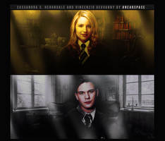 Hufflepuff and Ravenclaw Pride by Nearspace