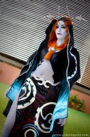 Twili Princess Midna - Cosplay by Yukilefay
