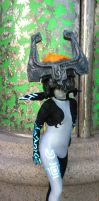 Midna Standing alone by kwills84