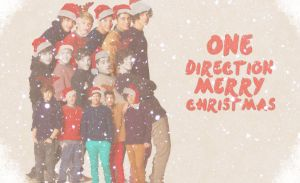One Direction - Merry Christmas by miu05