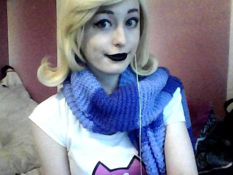 Roxy Lalonde. by SeaHitler