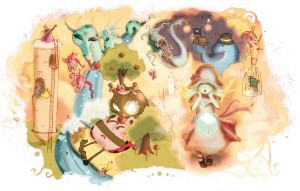 Spread_childrens book by OhAnneli