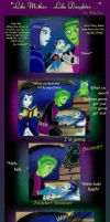 Like Mother Like Daughter. . . by Just4TeenTitans