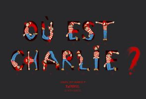 JE SUIS CHARLIE by Mydole