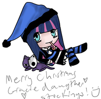 STOCKING FOR GRACIE DAUGHTER by Kari-ChanXP