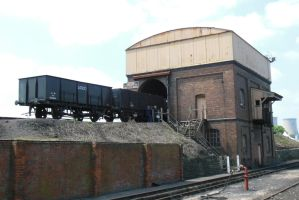 Didcot Coal Stage by rlkitterman