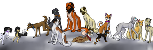 Group Photo by Closet-Furry