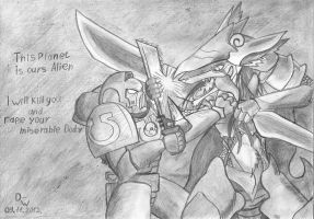 Battle for the World Vilosa by Dirty-Wolf