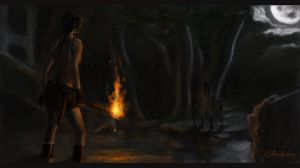 Tomb Raider 9 - The Weird Kid by Andymy