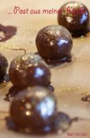 Chocolate Coffee Cakepops by Cailleanne