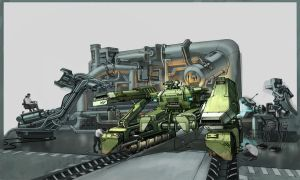 Drill Tank Update by Takumer
