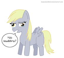 No Muffins? by DespisedAndBeloved