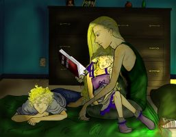 The Malfoy Family TheRaineDrop by ddrfreak-2008