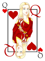 Queen of Lannister by MakeMeButterfly