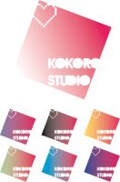 Kokoro Studio Logo Research 3 by kokorostudio