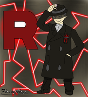 Team Rocket's Giovanni by FlaringBlaze