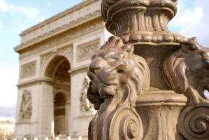 From Paris With Lion by John-Furie-Zacharias