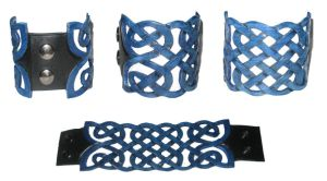 Celtic Knotwork Cuff by ordineconfusus