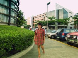 Walking away from the Office by waytogolester