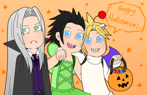 Happy Halloween 12 by janelvalle