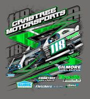 Crabtree Motorsports 2012 BACK by Bmart333