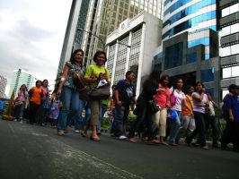 Makati Rally, 7 by thenonhacker