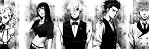Death Parade by PenguinFrontier
