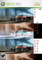 Xbox 360 Fast Furious Future by WolfDragonGod