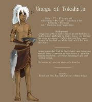 Unega of Tokahalu by IncubusGrave
